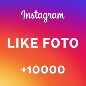 +10000 like foto instagram
