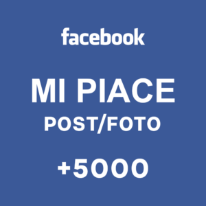 +5000 Like Post/Foto Facebook