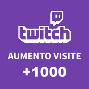 +1000 Aumento visite